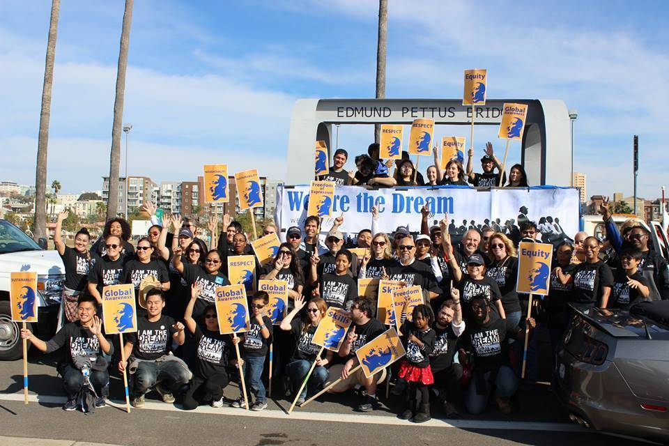 Students, faculty and staff at San Diego Mesa College are invited to march in the 37th annual Martin Luther King Jr. Parade on Sunday, Jan. 15 from 2 to 5 p.m.