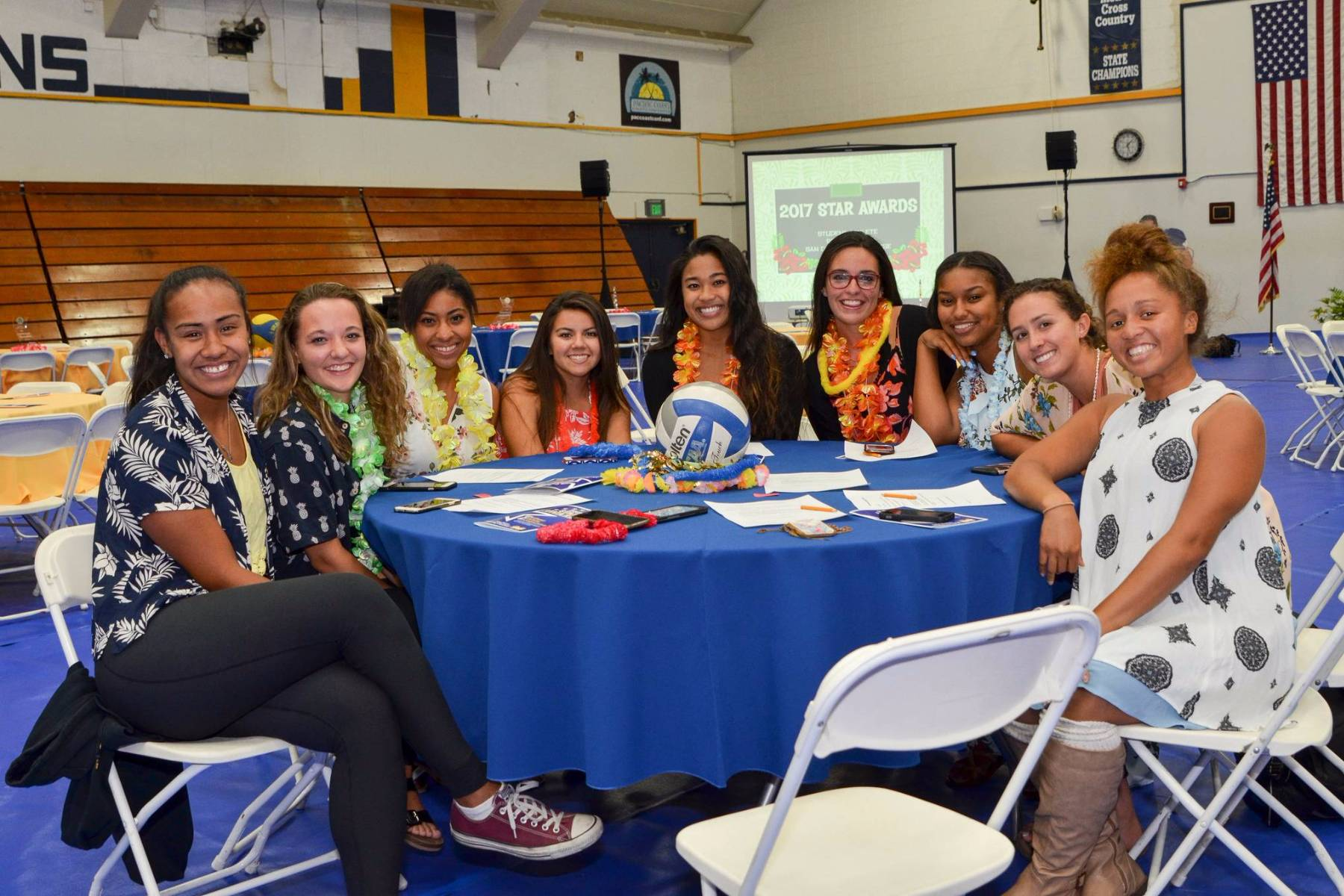 For a full decade, San Diego Mesa College has been honoring Olympian student athletes for their hard work on the fields, pools and courts, as well as in the classrooms and community, as the tradition continued during a STAR (STudent Athlete Recognition) Awards ceremony and luncheon on Tuesday, May 9.
