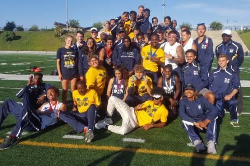 Track and field athletes at San Diego Mesa College have had a successful season thus far with the men's team winning the Pacific Coast Athletic Conference with a high score of 341 points and the women's team taking second place.