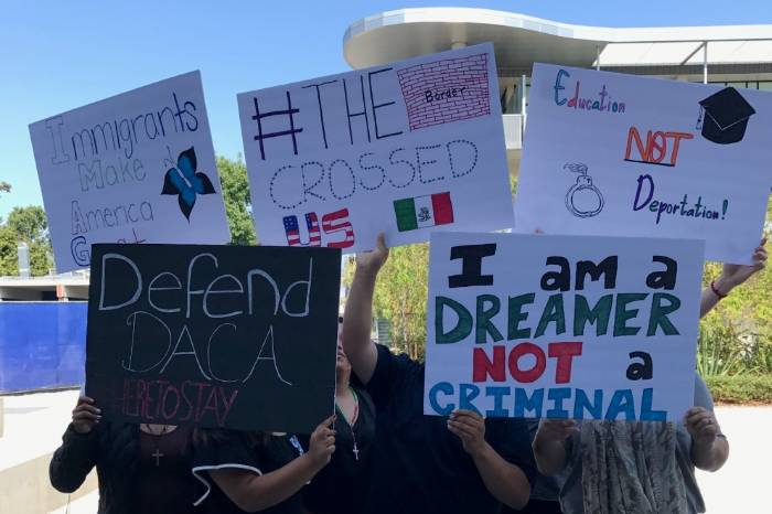 SDCCD DACA Information