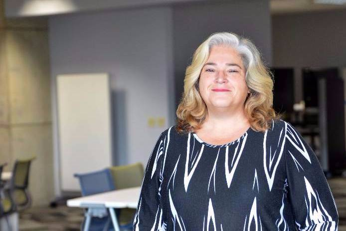 "Long-time San Diego Mesa College employee Monica Romero – the Program Activity Manager for Proyecto Éxito – has been chosen as the most recent recipient of the Committee for Diversity Action, Inclusion and Equity's ""Salute a Smile"" honor."