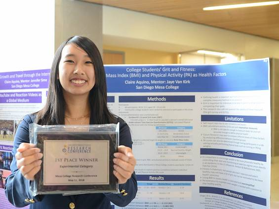 Mesa College Research Conference (MCRC) to Showcase Students' Research-Based Presentations