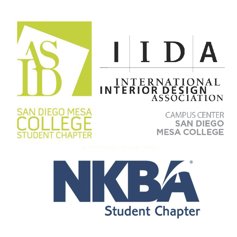 Mesa College Interior Design Students won national and regional awards
