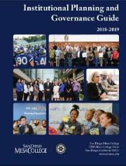 2018-2019 Institutional Planning & Governance Guide