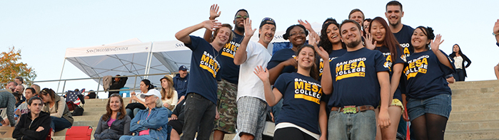 Events & Reservations Portal San Diego Mesa College
