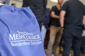 borderless scholars backpack